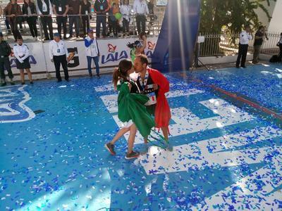 Los laguneros repitieron el triunfo por segundo año consecutivo en la trigésima edición del Maratón Lala celebrada hoy domingo.