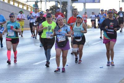 En gran ambiente se llevó a cabo la edición 30 del Maratón Lala.