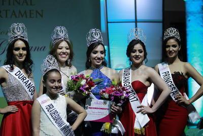 Eligen reinas del certamen Srita. Turismo y Cultura Perla del Guadiana Durango