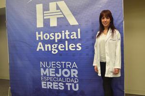 04032018 Doctora Lucía Arellano.
