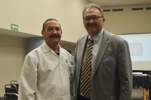 04032018 Doctor Armando Morales y Doctor Regino Montoya.