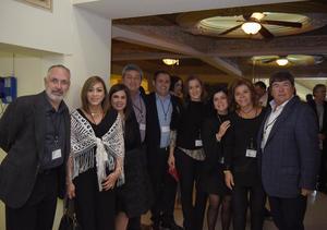 06032018 RECIENTE EVENTO.  Javier, Mayra, Mary, Benjamín, Juan, Ana, Elena, Cecy, Cecy y Miguel.