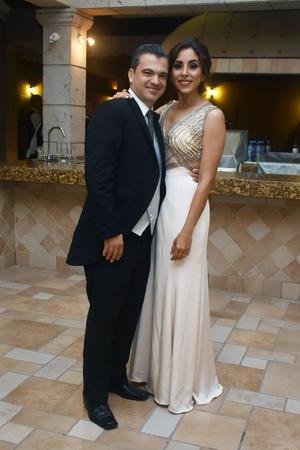 Fernando y Estefania