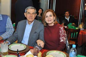 Eduardo y Nuri