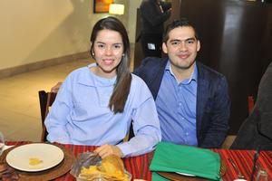 Mariana y Carlos