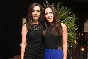 Maria Jose y Maria Fernanda