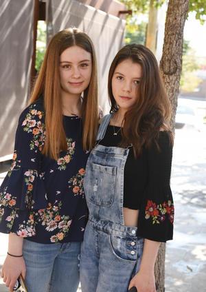 Cristina y Daniela
