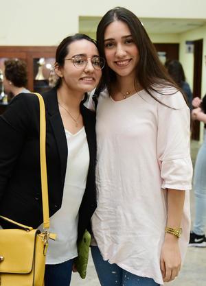 Aneth y Daniela