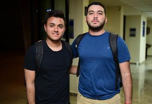 Diego y Cesar
