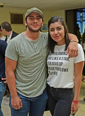 Majid y Katia