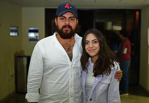 Omar y Andrea