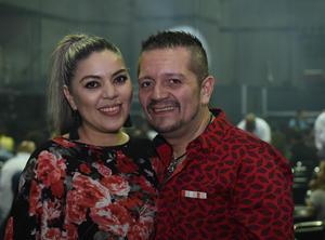 Aracely Romero y Ricardo Valenzuela