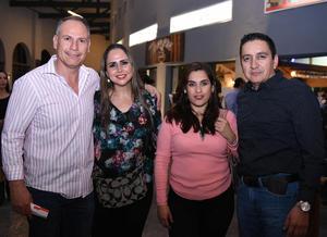Gerardo Sandoval Sambra Zavala Norma Ruelas y Alfonso Lamas