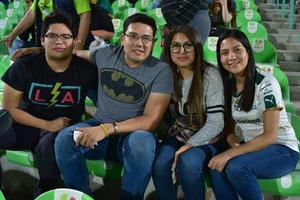 07032018 Jorge, Fernando, Daniela y Patsy.