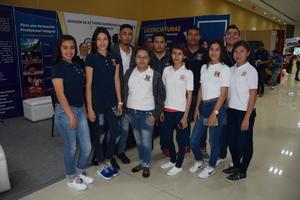 07032018 Jóvenes del Colegio de Bachilleres de Nazas, Dgo.