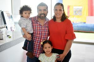 07032018 Alfredo, Alexis y Claudia.