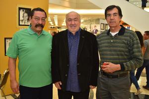 08032018 Andrés, Jesús y Carlos.