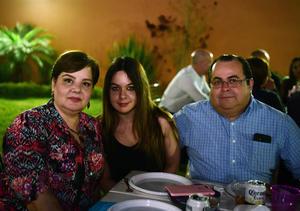 08032018 Mirna Ríos, Mirna Arenas y Edel Arenas