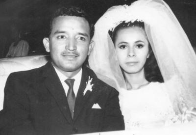 11032018 Ismael López y Josefina Freyre el 27 de abril de 1968.