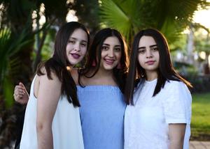 12032018 Carolina, Renata y Karen.