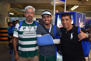 12032018 AMIGOS.  Gerardo, Ferruko y Beto.