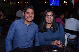 11032018 CONTENTOS.  David y Alma Guadalupe.