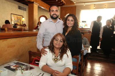 Familia Soto Ortiz.