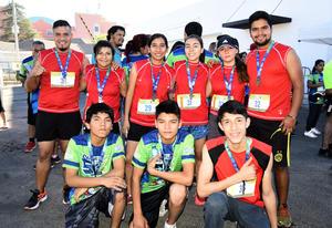 14032018 Daniel, Diana, Fany, Prisma, Erika, Alejandro, Macario, Gael y Ricardo.