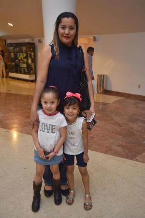 14032018 Diana, Sofía y Vanessa.