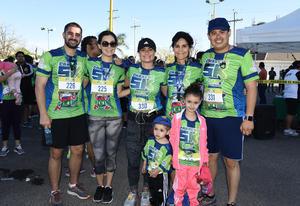 14032018 Jorge, Viri, Tania, Lupita, José, Sofi y José Andrés.