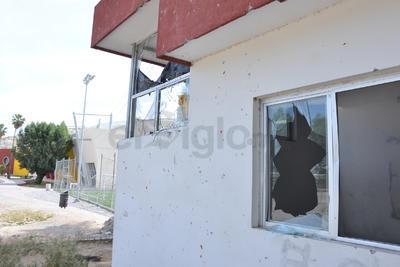 Se agudiza el problema del vandalismo en las instalaciones del Complejo Deportivo y Cultural La Jabonera. Se roban y dañan lámparas de alumbrado, así como cables y conexiones.