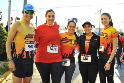 15032018 Carlos, Margarita, Gene, Karla y Sofía.