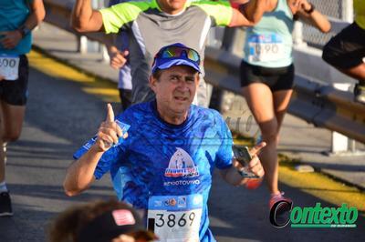 15032018 En el maratón Lala 2018.