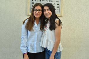 15032018 Natalia y Mónica.