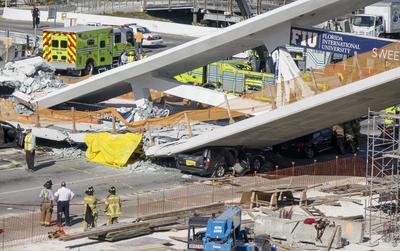 El puente estaba programado para 2019, su finalidad era darle mayor seguridad a los 50 mil alumnos de la universidad.