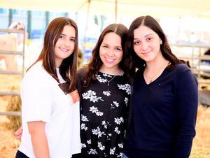 16032018 Sara, Vero y Zaira.