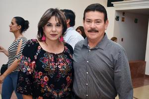 16032018 CAMERATA.   Sandra y Jorge.