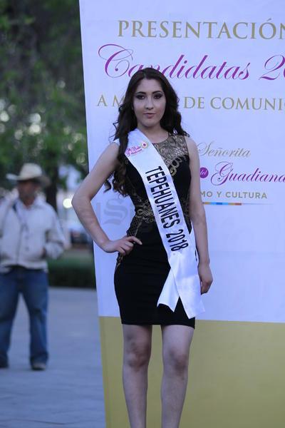 Jessica Díaz Vizcarra.
