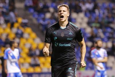 El argentino suma cuatro goles en el actual torneo.