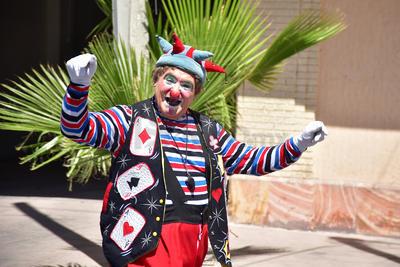 El medio día de este 19 de marzo se llevó a cabo el desfile de la primavera en Torreón.