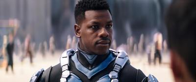 Pese a su juventud, el actor británico de origen nigeriano se mueve como pez en el agua en la industria.