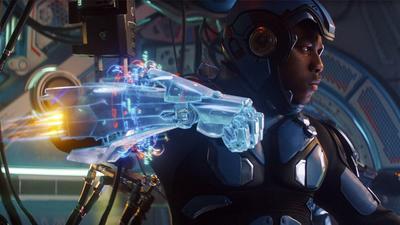 John Boyega se adentra en el universo apocalíptico de Pacific Rim.