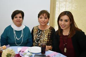 20032018 Carolina, Silvia y Marisol.