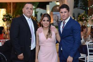 20032018 Edson González, Lizbeth Carrillo y Carlos Ali Ortiz.