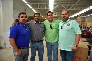 19032018 Julio, Enrique, Alberto, Mauricio, Carlos y Felipe.