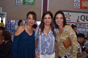21032018 María Alicia, Adriana y Marcela.
