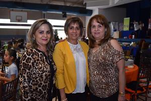 21032018 Gloria, Lety y Belinda.
