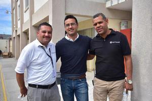 21032018 Hugo, Daniel y Rolando.