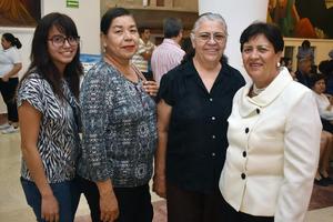 21032018 Emely, Cecilia, María Inés e Irene.