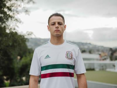 Diseño para la Selección Nacional de México.